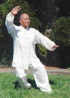 Biały Żuraw - Forma 24 Tai Chi ChuanYang